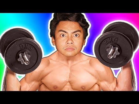 STRONGEST HUMAN ON EARTH! | Roblox