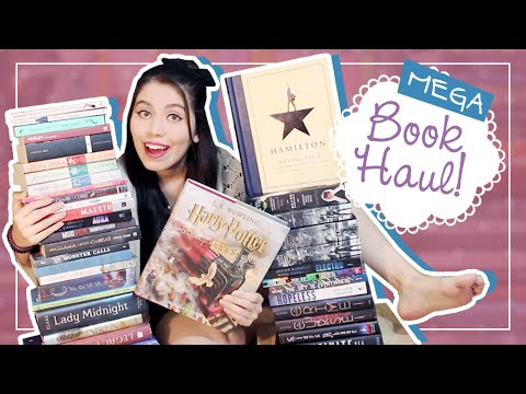 MEGA BOOK HAUL!   Diciembre-Abril (+40 libros)