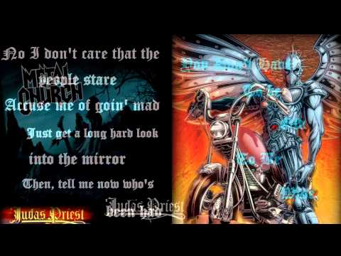 JUDAS PRIEST You Don39t Have To Be Old To Be Wise1980 British Steel - Lyrics