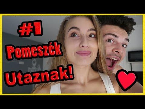 Video POMESZÉK UTAZNAK!! #1 download in MP3, 3GP, MP4, WEBM, AVI, FLV January 2017