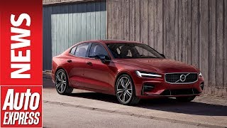2019 Volvo S60 revealed – meet the new stylish Swedish saloon by Auto Express