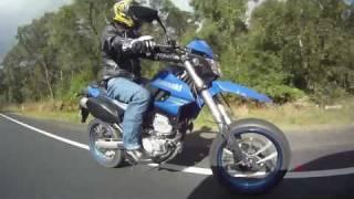 9. Kawasaki KLX250SF 2010