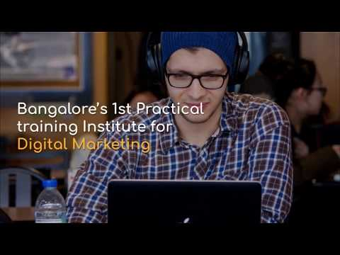Best Training Institute for Digital Marketing Course | Bangalore | Chee-Ron's