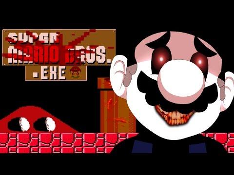 SUPERMARIOBROS.EXE [Super Mario Horror Game]