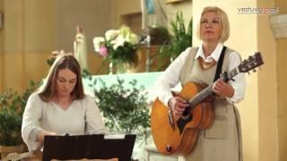 """Agnės ir Jūratės duetas - """"Giedoki Jėzui"""""""