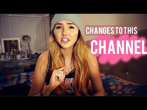 Back in The Game. Changes to my Channel | Sarah Goodhart