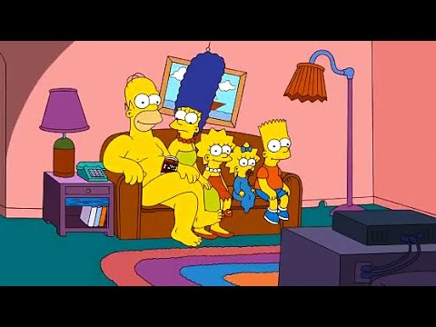 The Simpsons couch gags Season 20 Best Moments (Homer Simpson, Marge, Bart, Lisa, Maggie)