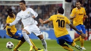 Die besten Dribblings des Cristiano Ronaldo