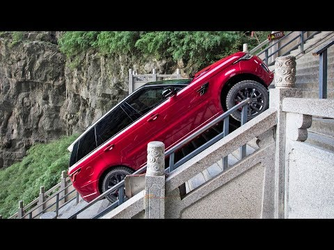 New Range Rover Sport PHEV 2018 manages record breaking feat with Formula E driver. A dizzying 99 turns and 999 daunting steps didn't stop the new ...