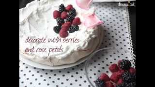 Always perfect pavlova