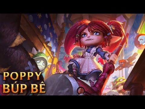 Poppy Búp Bê