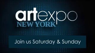 ARTEXPO New York du 14 au 17 avril 2016