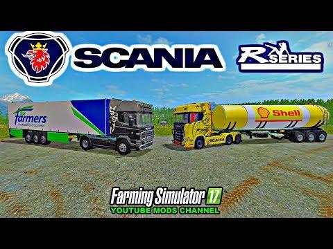 Scania R720 V8 v1.0.0.1