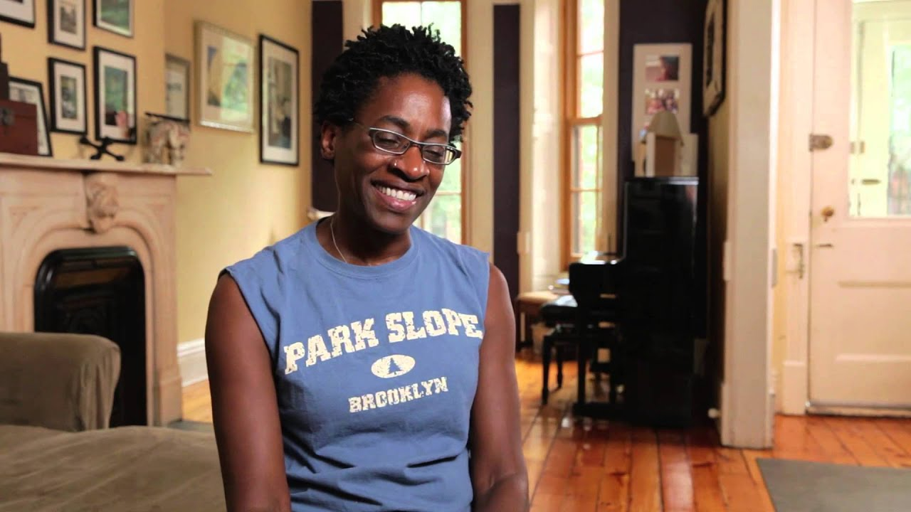 "Jacqueline Woodson ""Brown Girl Dreaming"" Author Video"