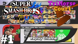 """For Glory Macs"" Smash Bros 4 Replay Channel"