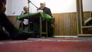 Les Ulis France  city photos gallery : Cheikh Ibrahim Ragab Masjid Les Ulis France 31 12 11 - Partie 2
