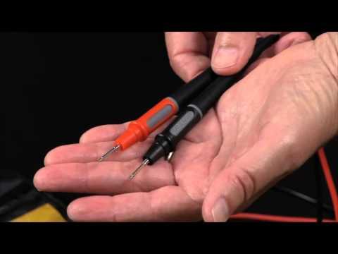 Fluke Test Leads, Probes and Accessories