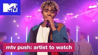 Video 'Redbone' (Childish Gambino Cover) Live Performance by PRETTYMUCH | MTV Push: Artist to Watch MP3, 3GP, MP4, WEBM, AVI, FLV Desember 2017