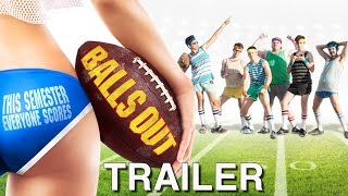 Nonton Balls Out   Official Trailer     2015  Sports Comedy Hd Film Subtitle Indonesia Streaming Movie Download