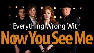 Nonton Everything Wrong With Now You See Me In 8 Minutes Or Less Film Subtitle Indonesia Streaming Movie Download