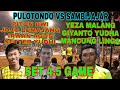 Download Lagu #PUTRA PULOTONDO VS SAMBIJAJAR SET 4.5 DANDIM 0807 CUP 2018 Mp3 Free