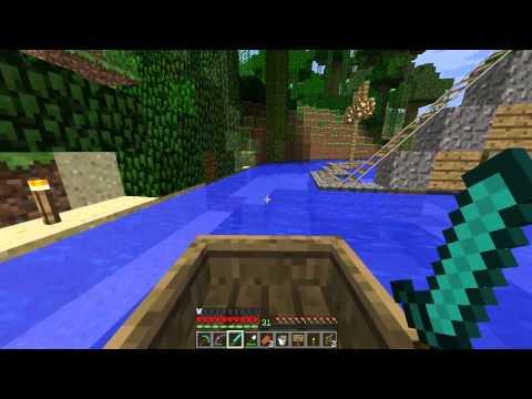 Minecraft  Survival Zorlayıcı Mod Rehberi Bölüm 18 : Artech City Vapur İskelesi