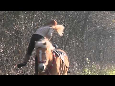 Behind the Scenes – Cowboys vs Zombies: Trickriding