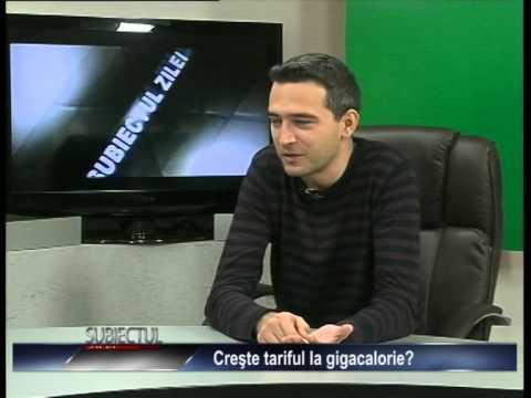Emisiunea Subiectul zilei – Alex Călinoiu – 24 noiembrie 2014