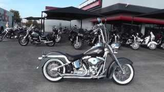 9. 091226 - 2006 Harley Davidson Fatboy FLSTF - Used Motorcycle For Sale