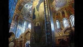 Beatitudes (Orthodox chant in Church Slavonic)