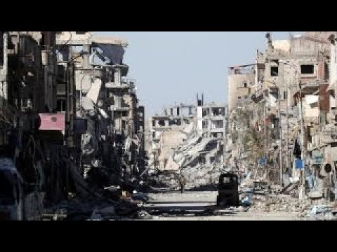 The state of ISIS after the fall of Raqqa
