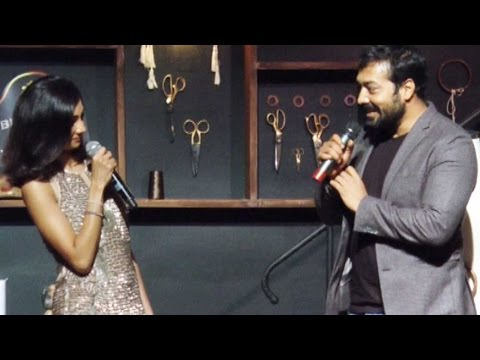 Anurag Kashyap Goes Stylish At The Blenders Pride