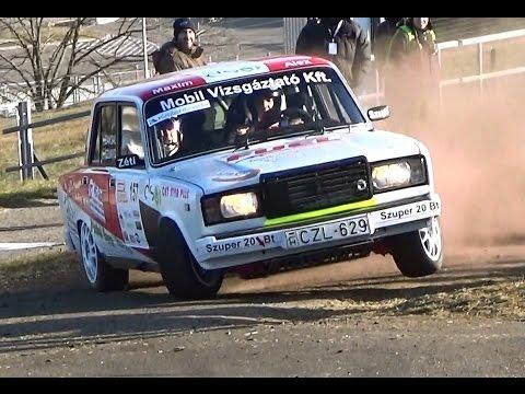 8.Penta Szilveszter Rallye 2016.Big Movie-Lepold Sportvideo
