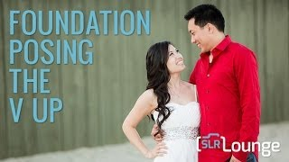Wedding and Engagement Poses | The V Up - Natural Light Couples Photography Workshop