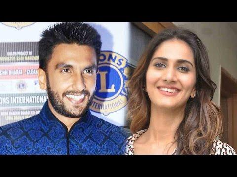 Ranveer Singh And Vaani Kapoor Has Started Preppin