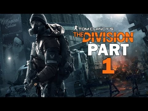 Tom Clancy's The Division - Let's Play - Part 1 - \