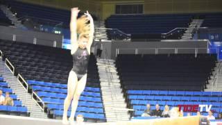 Alabama Gymnastics: 2013 NCAA Championships Practice Day
