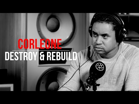 Corleone Interview: Destroy and Rebuild | @Amarudontv Part 2