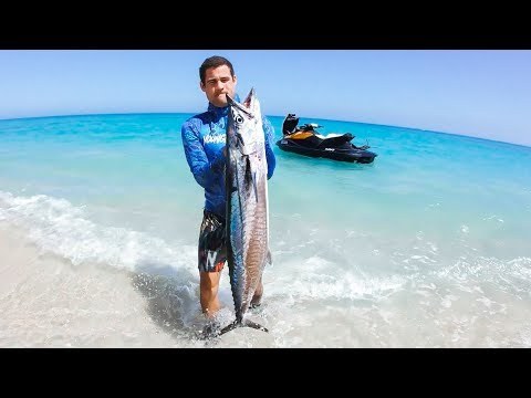 YBS Lifestyle Ep 46 - Crazy Day Bluewater Spearfishing From Jetski | Catch And Cook - Thời lượng: 16 phút.