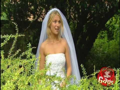 新娘婚禮時竟跟別的男人滾草叢