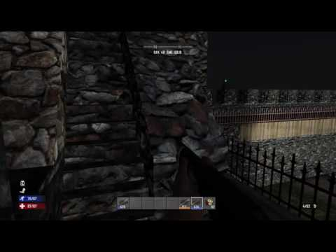 7 Days to Die . What i built so far