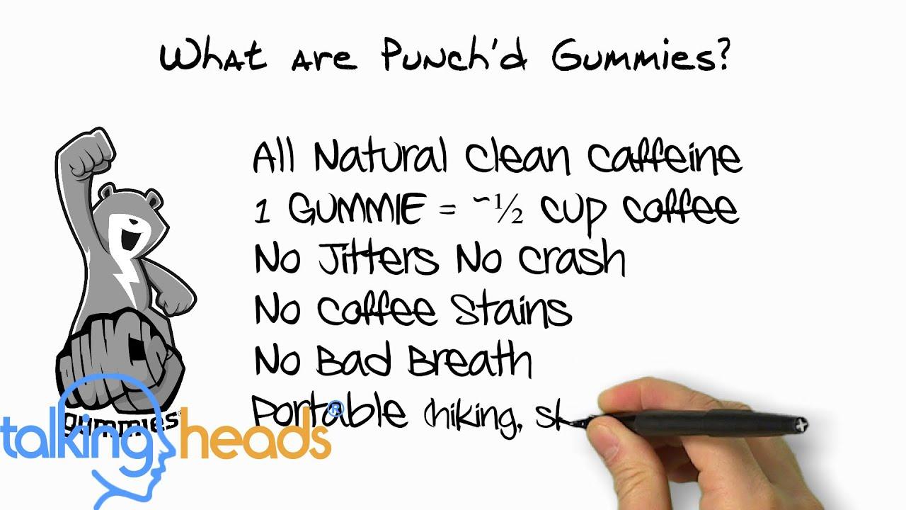 Whiteboard Video - Punchd Gummies