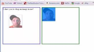 45. Working on the Drag and Drop Program - HTML5 Tutorials