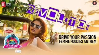 Presenting the music video of Femme Foodies Anthem composed by Clinton Cerejo, Sung by Neha Bhasin and Bianca Gomes.
