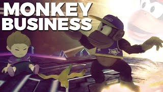 Monkey Business – LoF Hackoru