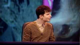 Simon Amstell Shuts Down James Rushent