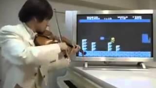 Nhạc game Mario bằng Violon cực hay