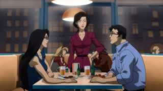 Lois Lane Interrupts Clark and Diana's Date in