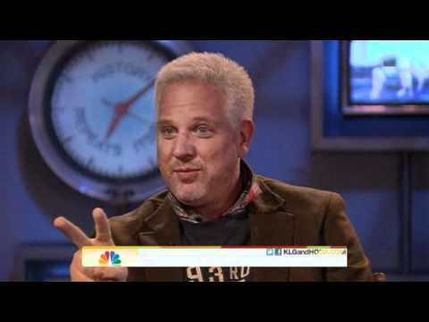Glenn Beck speaks about his battle with alcoholism.