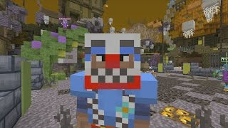 Minecraft Xbox - Halloween - Battle Mini-Game w/Subscribers!